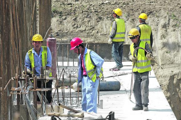 Radnici iz Kine, koji će graditi krak Koridora 10 od Preljine do Požege, biće smešteni u kampovima kod Lučana