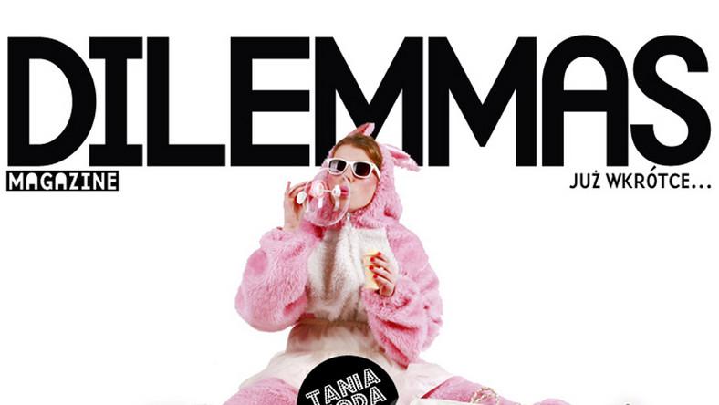 """Startuje """"Dilemmas Magazine"""""""