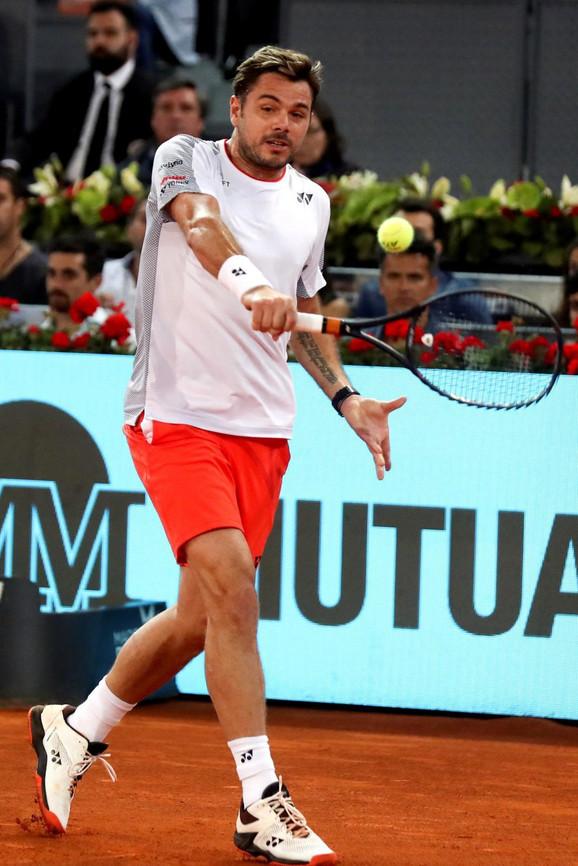 Stan Vavrinka je bio nemoćan protiv Nadala