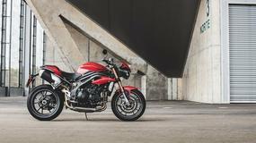 Premiera motocykli Triumph Speed Triple S i Speed Triple R na 2016