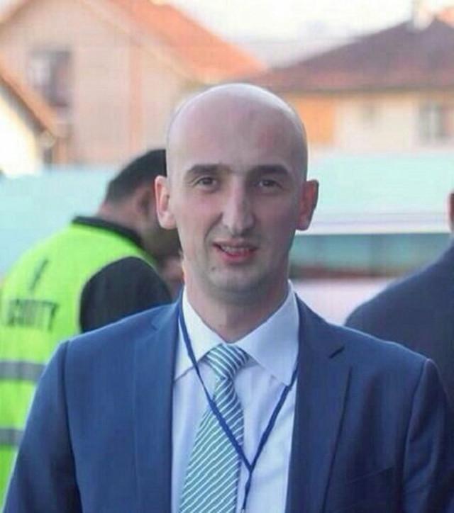 Generalni sekretar FK Novi Pazar Redžep Korać