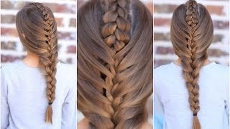 Tutorial Watch Quick And Easy Hair Styles To Try Everyday And Any