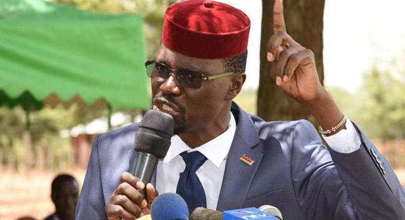 We will not allow a slay queen to take over Jubilee - Kimilili MP Didmus Barasa