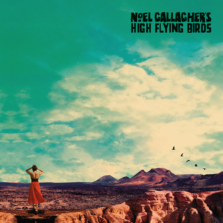 "Noel Gallagher's High Flying Birds - ""Who Built the Moon?"""