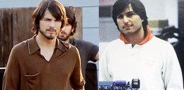 Zrobili Ashtona Kutchera na Steva Jobsa. Podobny?