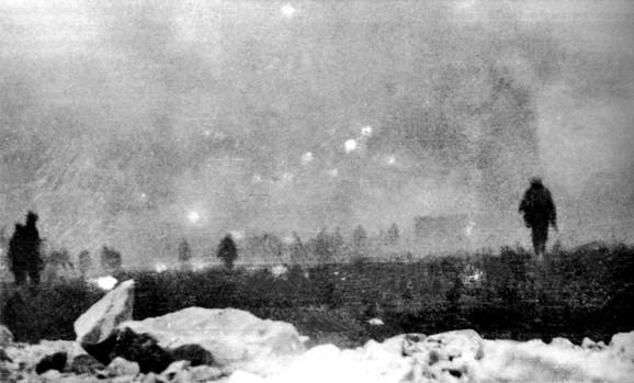 U Bici kod Lisa saveznici su izgubili 21.000 vojnika, od kojih su 7.000 bili Škoti