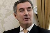Milo Đukanović, premijer Crne Gore