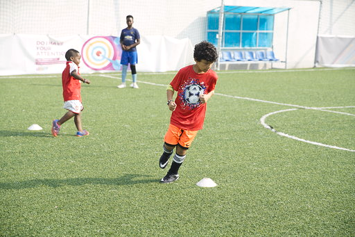 The Upbeat Christmas Carnivaland kicked- off with the Christmas soccer tournament on the 1st and 2nd of December.