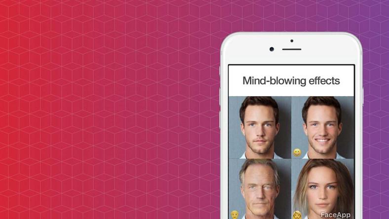 Faceapp Aplikacja Do Postarzania Twarzy Robi Znów Furorę