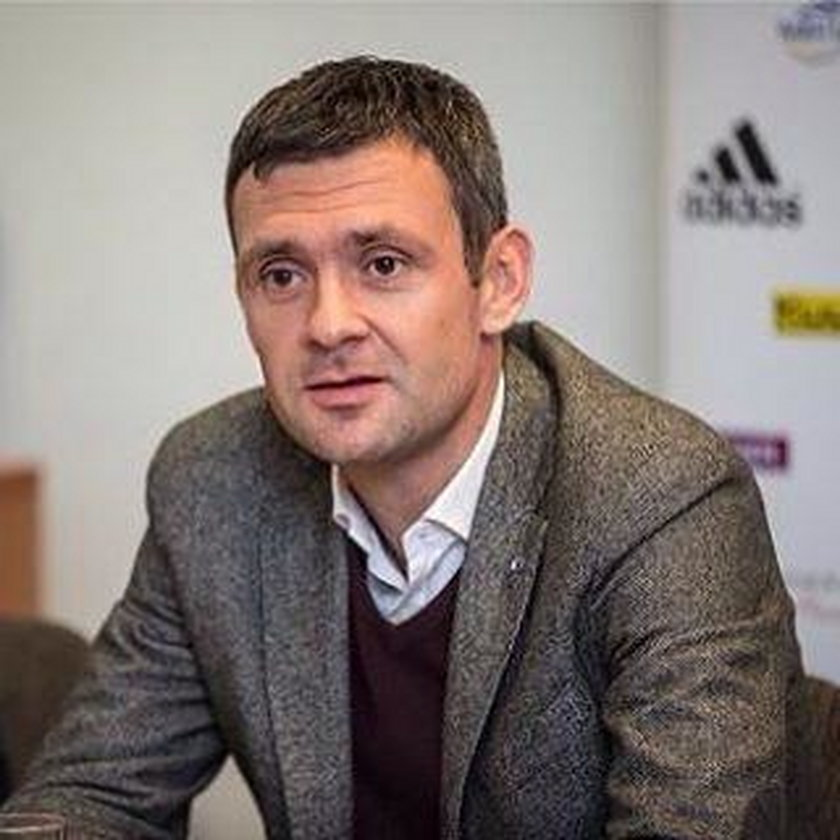Aleksandar Rogić (38 l.) został trenerem Arki.