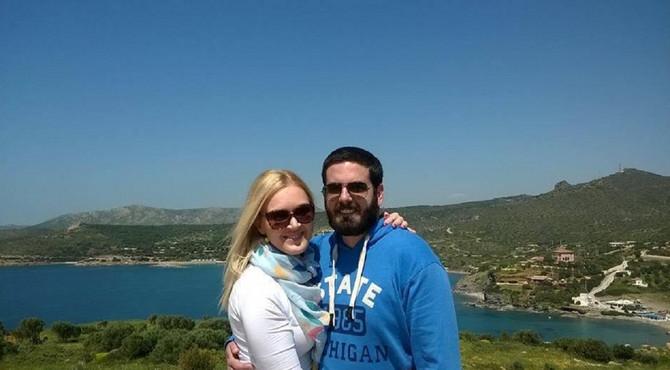 Srećan srpsko-grčki brak