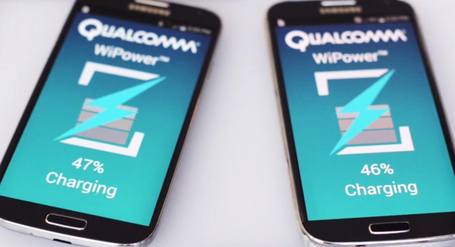 Qualcomm zeigt drahtloses Laden mit Metallgehäuse