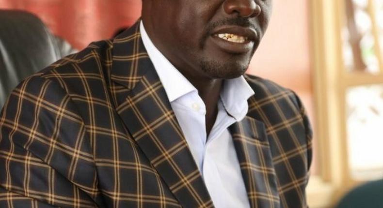Homa Bay Town Member of Parliament Peter Kaluma