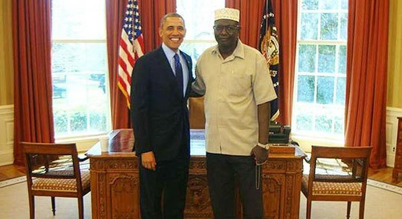 It was 30 days of hell - President Obama's brother, Malik Obama, says after quarantine in KMTC hostels
