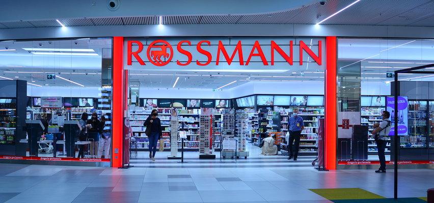 Rossmann w Polsce droższy niż w Niemczech. Jak tłumaczy się sieć?