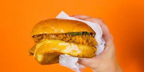 is popeyes chicken sandwich sold out