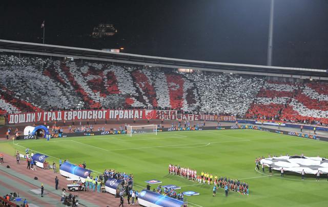 """Himna Lige šampiona prvi put u istoriji zagrmela """"Markanom"""""""
