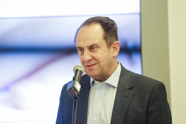 Andrzej Gut-Mostowy, sekretarz stanu w Ministerstwie Rozwoju, Pracy i Technologii