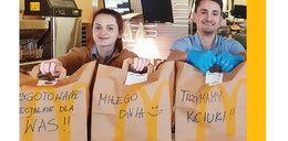Koronawirus w Polsce. Piękny gest McDonalds i IKEA