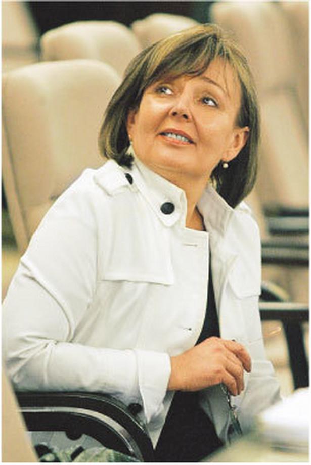 Jolanta Fedak, minister pracy i polityki społecznej: Fot. Michał Rozbicki