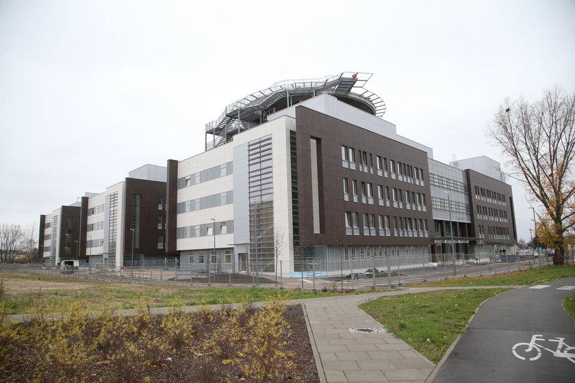 Szpital Południowy w Warszawie