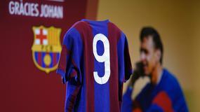 W Barcelonie powstanie pomnik Johana Cruyffa