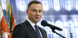 Andrzej Duda złapał klenia w młodości!