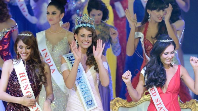 Oto zwyciężczynie konkursu Miss Świata - najpiękniejsze kobiety świata!