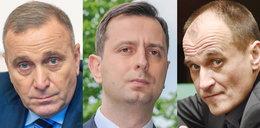 Sądny tydzień liderów opozycji. Oni walczą o polityczny byt