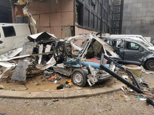 Eksplozija u Aberdarevoj