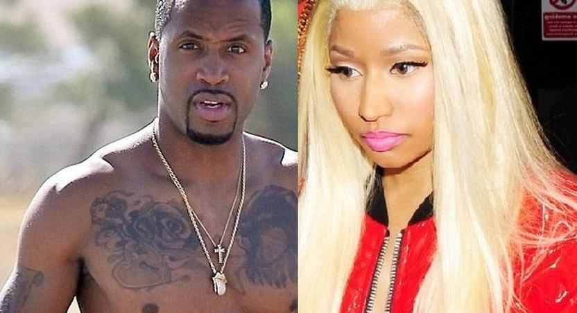 Nicki Minaj and ex, Safaree Samuels