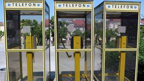 Co dalej z budkami telefonicznymi?