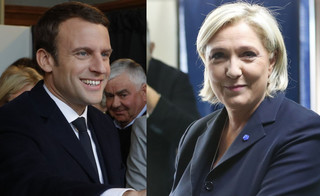 Francja: Ostateczne wyniki I tury wyborów prezydenckich