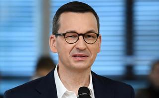 Morawiecki: Tarcze są bardzo dobrym instrumentem, który musimy poszerzać