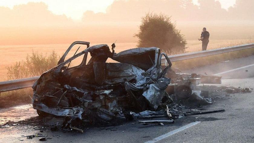 Spowodowali śmierć polskiego kierowcy. Posłowie chcą odszkodowania
