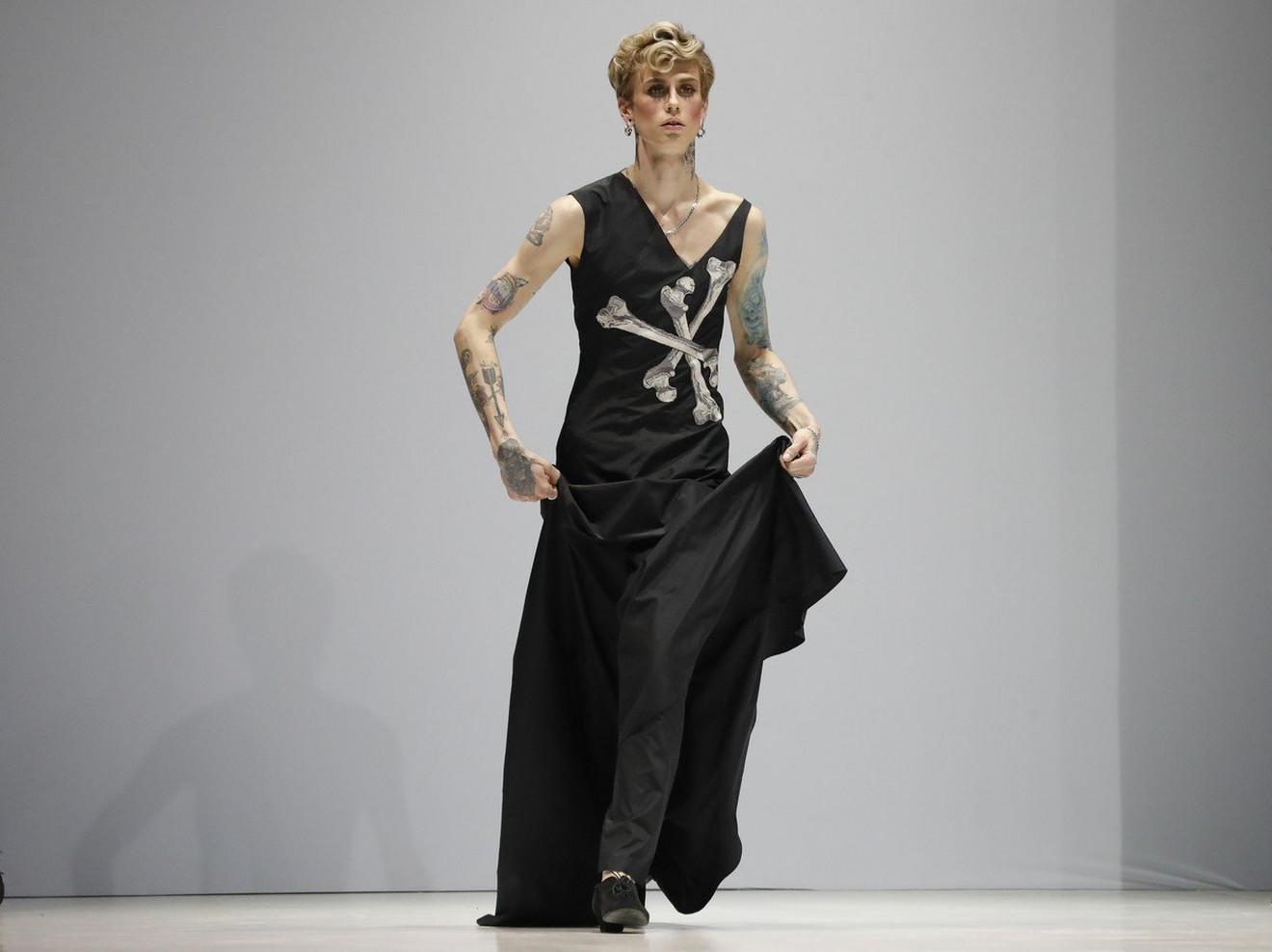 Revija na Nedelji mode u Moskvi