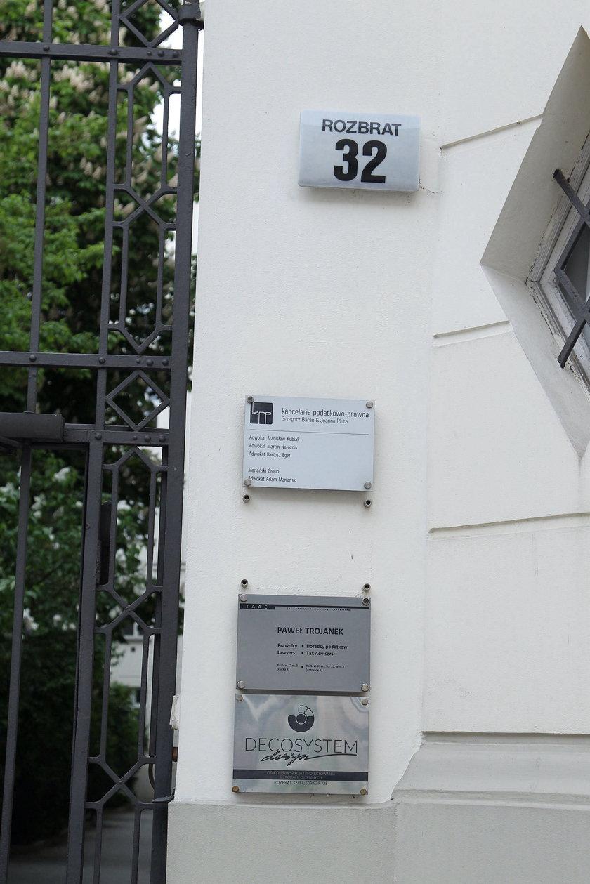 Tutaj mieszkał prezydent