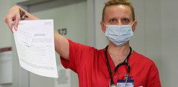 Dr Agnieszka Szarowska: 60 godzin dyżuru to norma