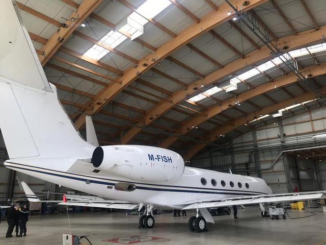 Avion kojim je Dokovičeva banda prevozila kokain