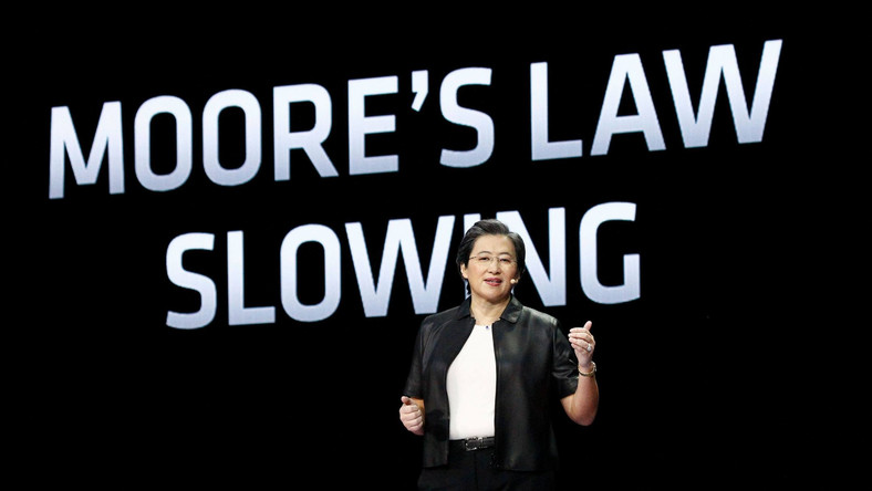 Dr Lisa Su na CES
