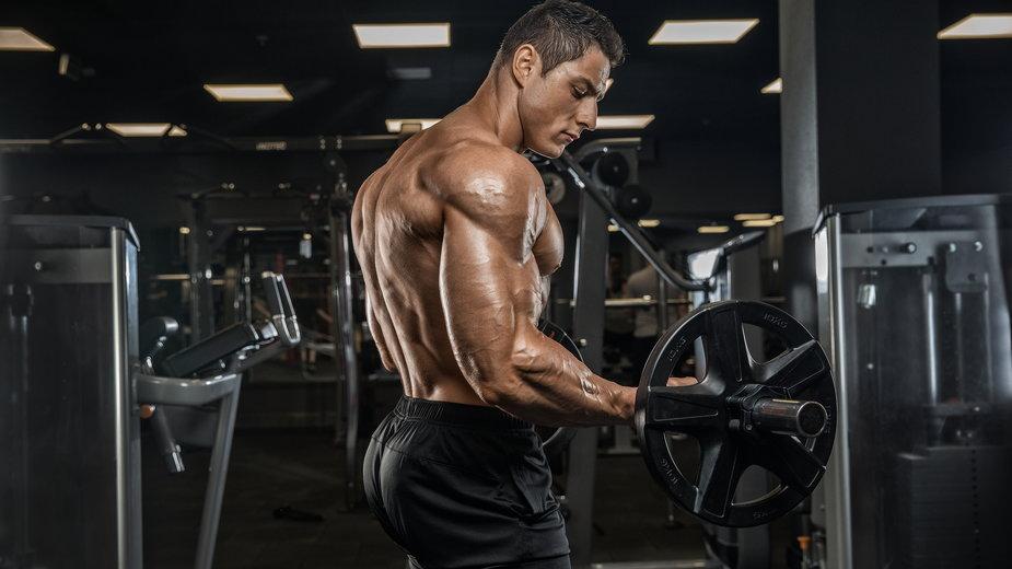 Sposoby na wielkie bicepsy!