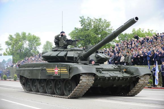 Ministar je najavio novu opremu za vojsku