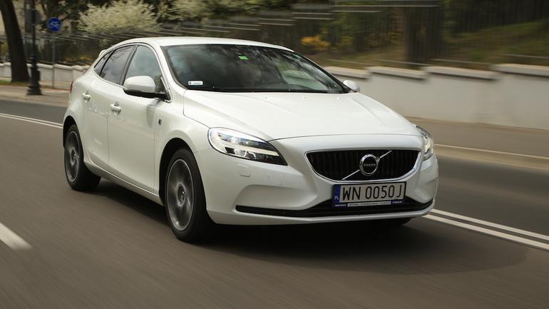 Volvo V40 D3 aut. - test długodystansowy
