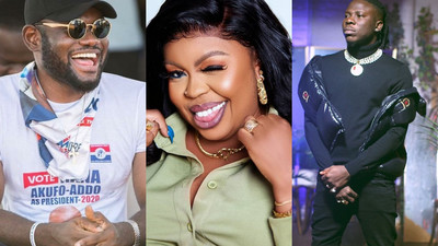 6 Ghanaian celebrities who don't support 'Fix the Country' campaign