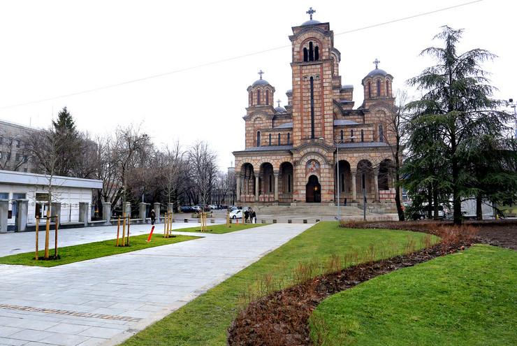 siniša mali crkva svetog marka