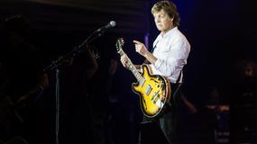 Paul McCartney kochał się w królowej