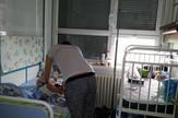 Loši uslovi u boksu u sadašnjem hematoonkološkom odelenju, foto V. Torović