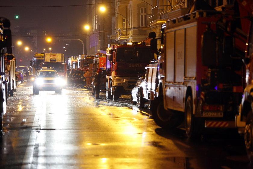 tragedia w Katowicach