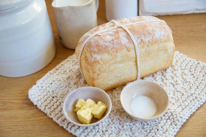 Da, možete da oživite bajat hleb