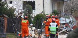 Wybuch gazu w Puławach. Dwie osoby nie żyją